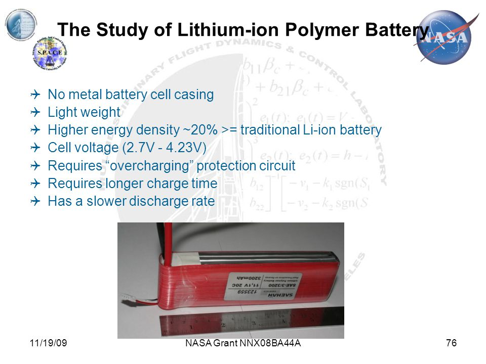 a study of batteries Lithium-sulfur (li-s) batteries are a promising energy storage technology, which  draws interest due to their high theoretical limits in terms of specific capacity,.