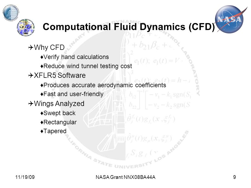 computational fluid dynamics Computational fluid dynamics numerical solutions of pde's: accuracy by taylor series expansion consistency and the modified equation stability by the von neumann's.