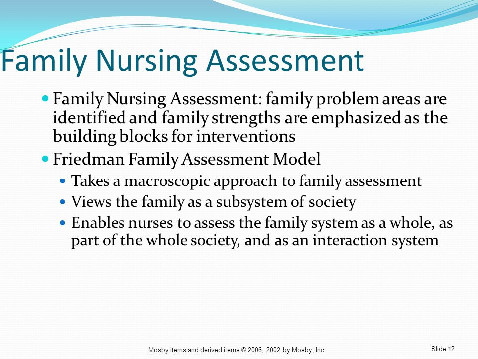 systemic assessment of the family 2015-6-30  information about family/systemic therapy including what is family therapy, family therapy techniques and how a family therapist can help.
