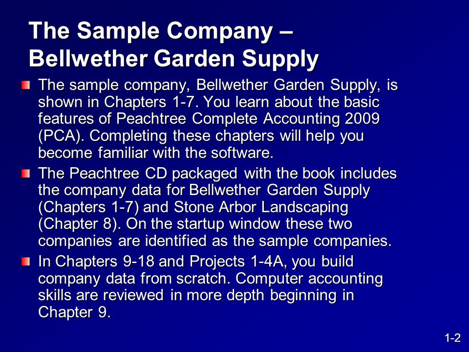 High Quality The Sample Company U2013 Bellwether Garden Supply