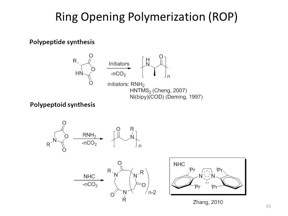 ring opening metathesis polymerization dicyclopentadiene