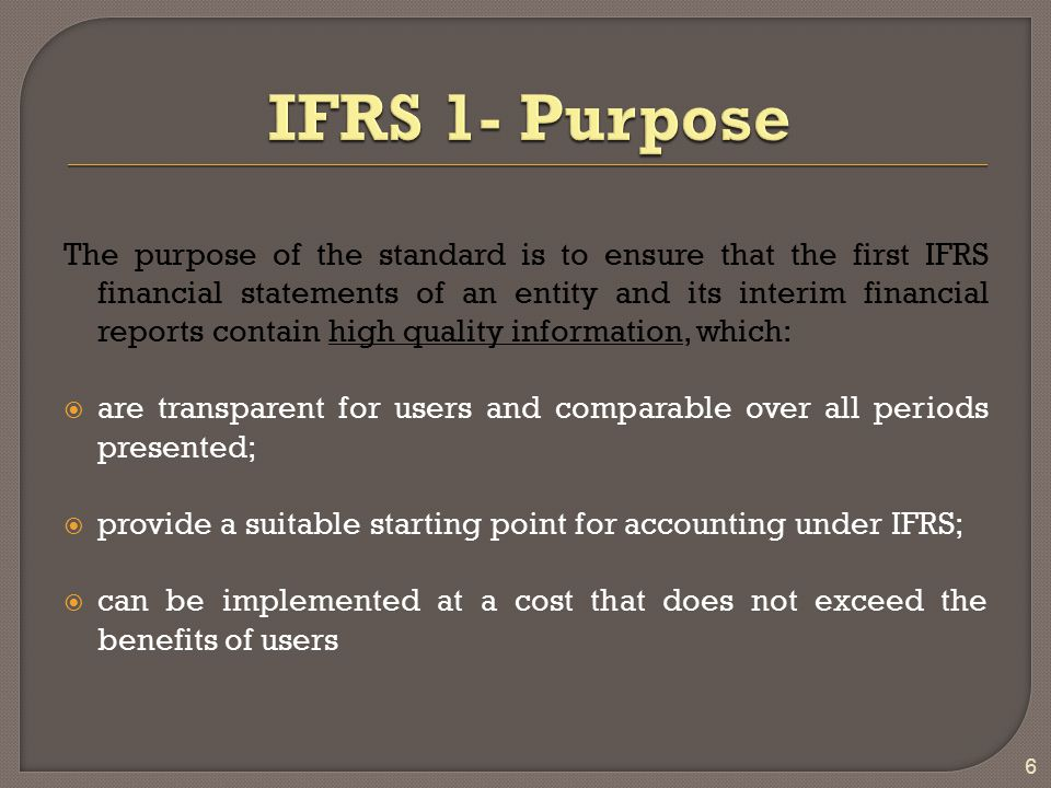 benefits of international standardization of financial reporting to australia New zealand now has accounting standards for public benefit entities because   4 – principles of international financial reporting standards that  new entity is  known as chartered accountants australia and new zealand.