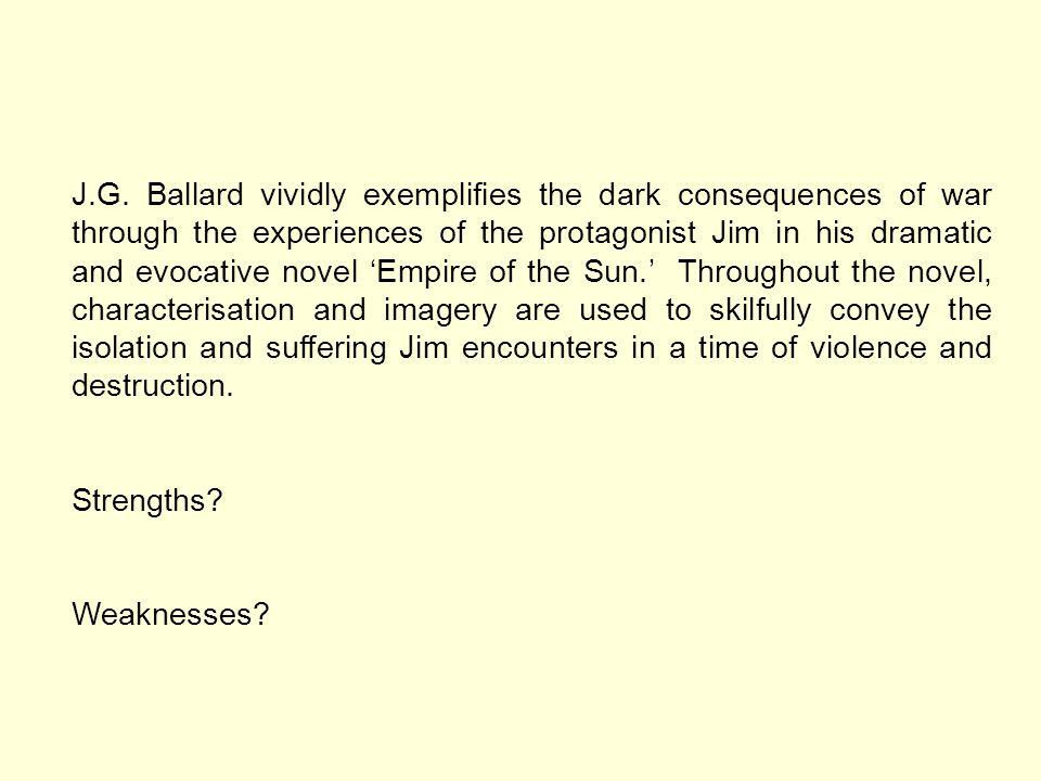 Empire of the sun essay help