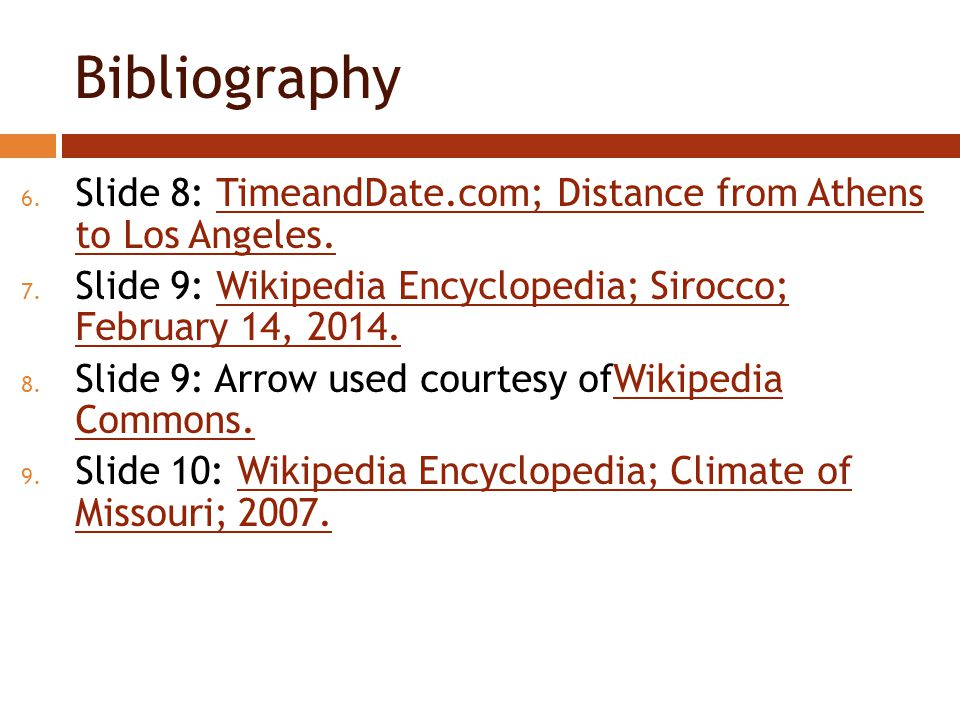 bibliography for an encyclopedia Automatic bibliography maker build a bibliography or works cited page the easy way  the most basic entry for an encyclopedia consists of the author name(s), article title, encyclopedia name, publisher, and year published  it is not necessary to include encyclopedia britannica twice in the citation.