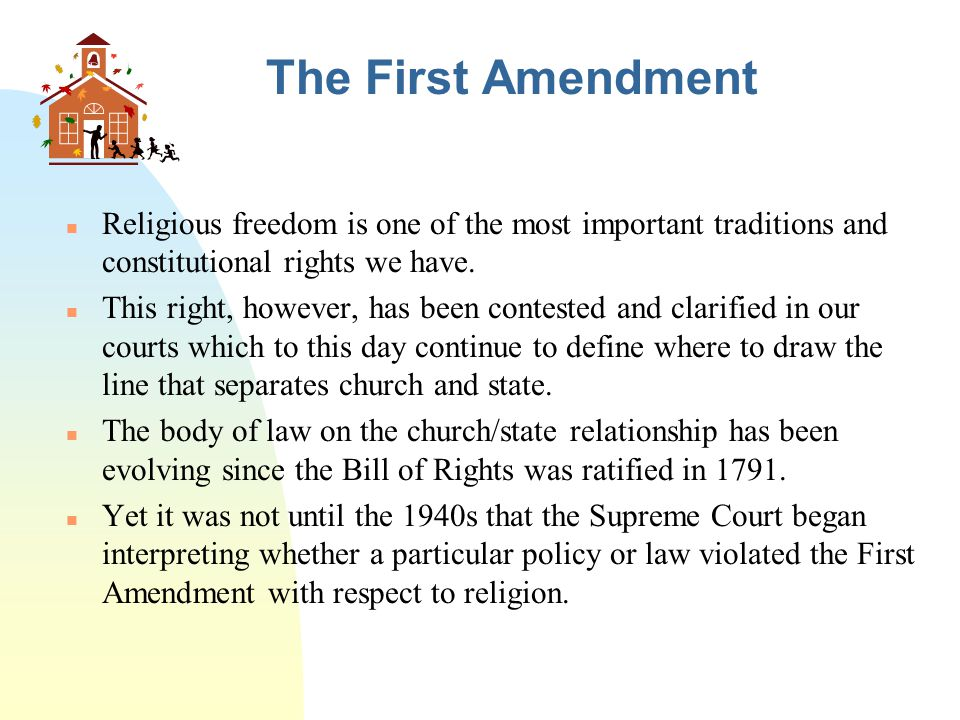 amendment essay first important most why The first amendment is first for a reason it is in many ways the most important and significant of the amendments it is the first amendment that protects our most important political.