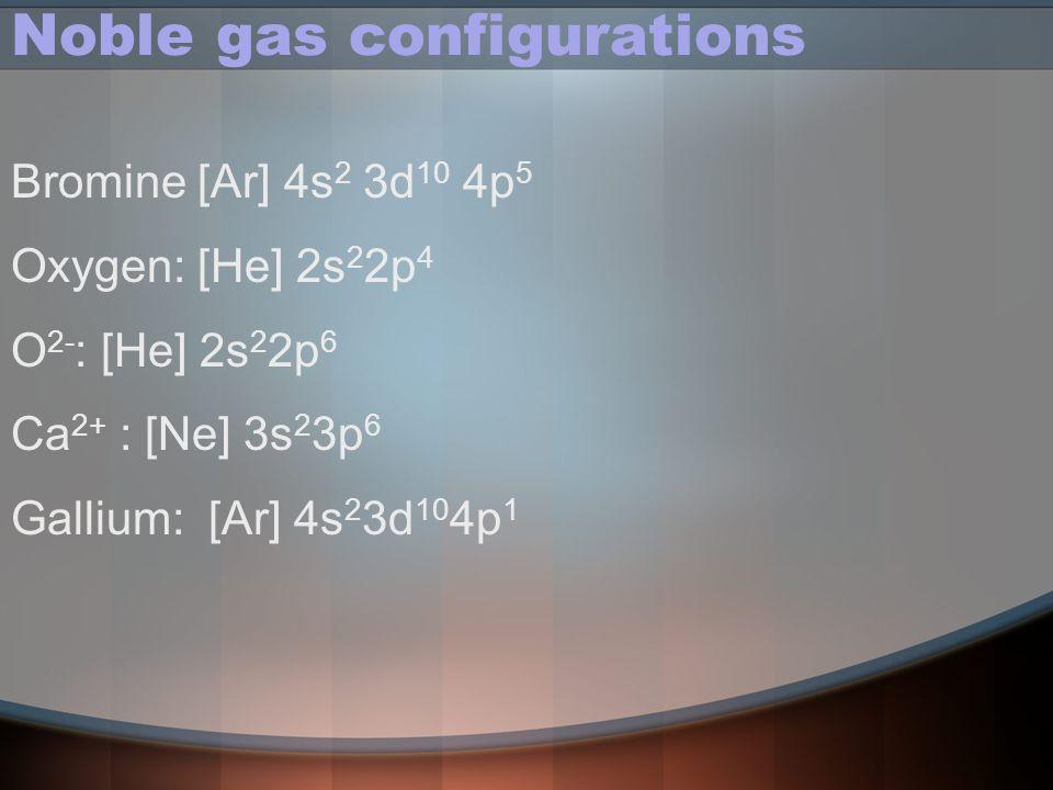 Xenon Orbital Diagram Electron Configuration...