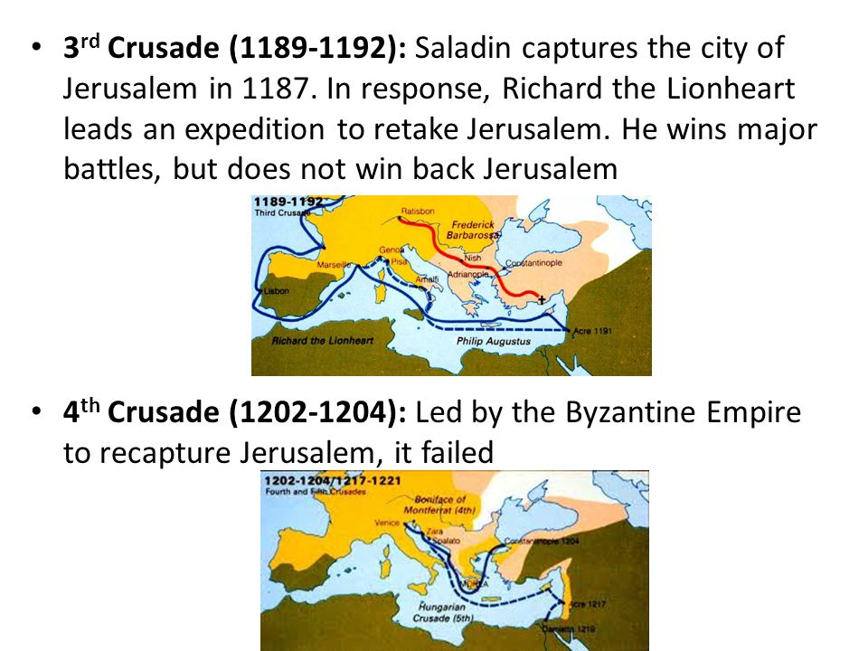 Middle AgesFeudalism Review Ppt Video Online Download - Major battles of the crusades