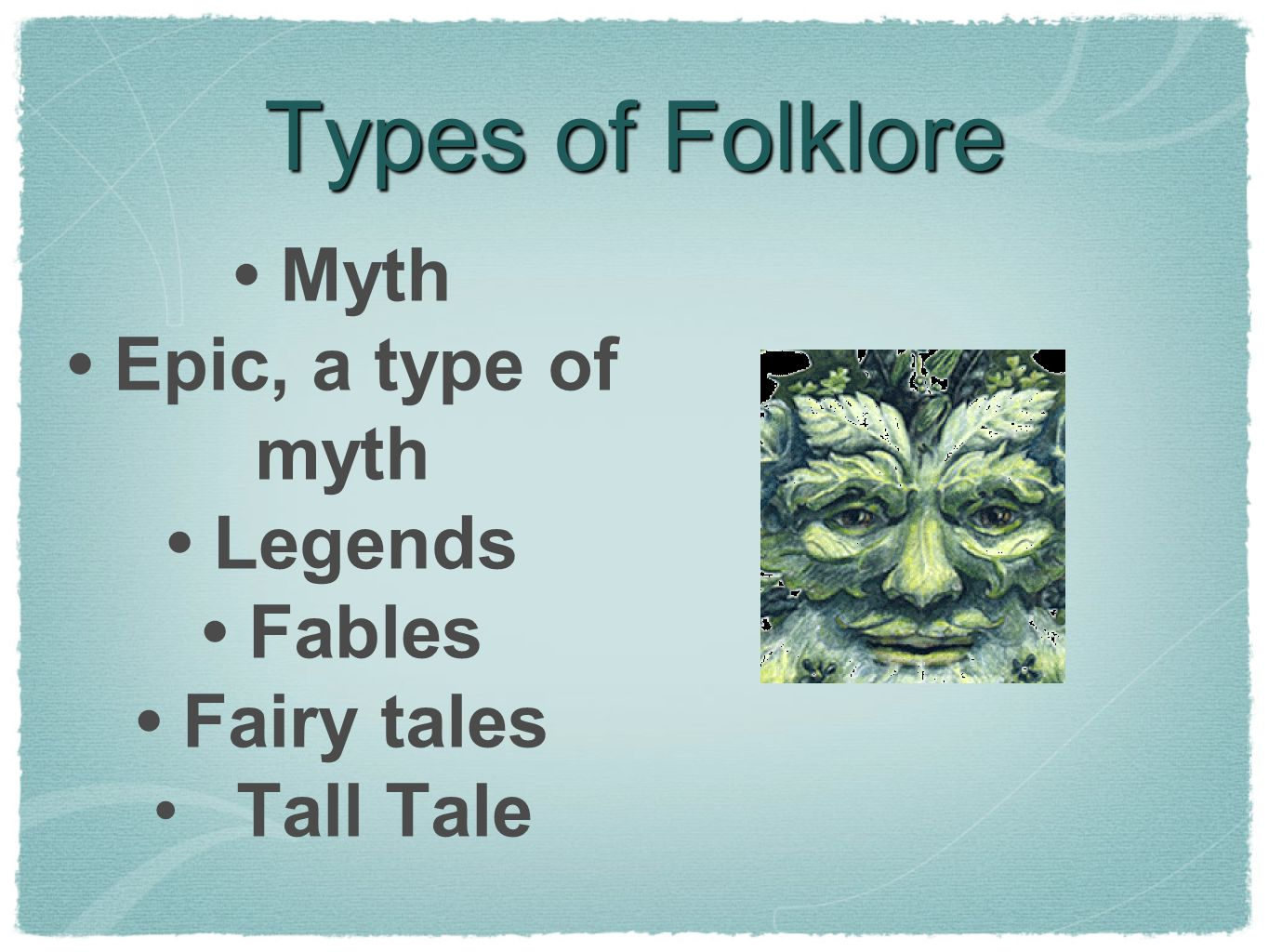 Myths fables legends folk tales and fairy tales ppt for Tale definition