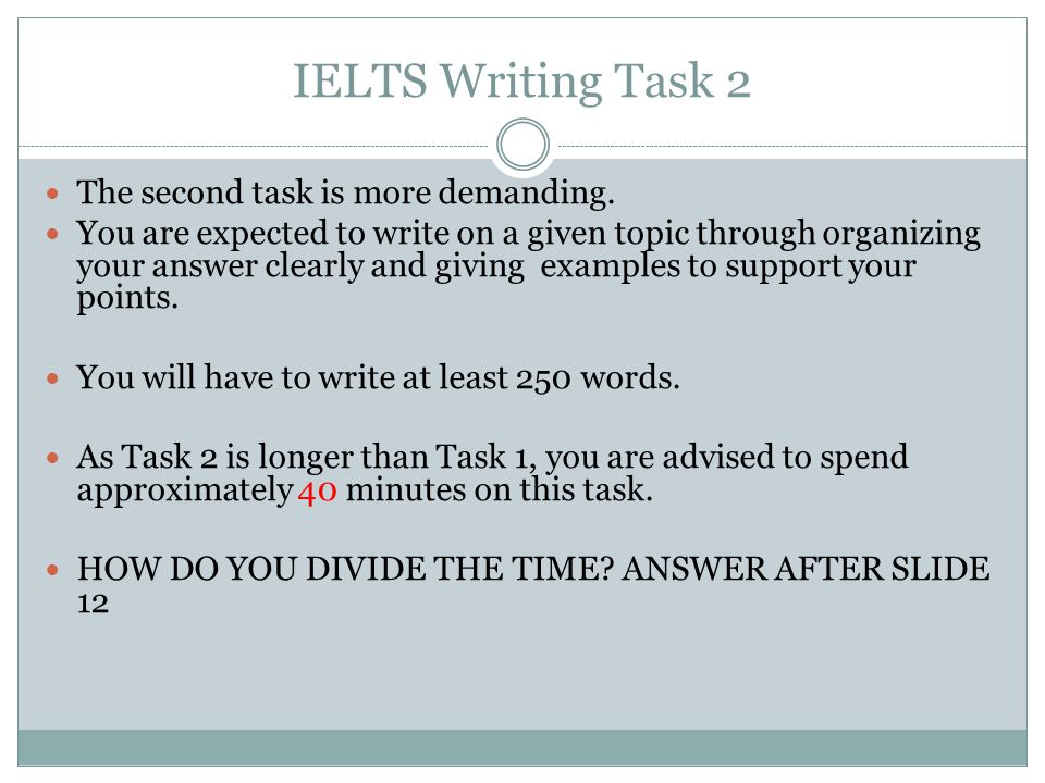 ielts gt writing task 2 Gt writing task 1 writing task 2 - band score 9 most of the students  studying for the ielts test have said they find the ielts writing tasks difficult  take a.