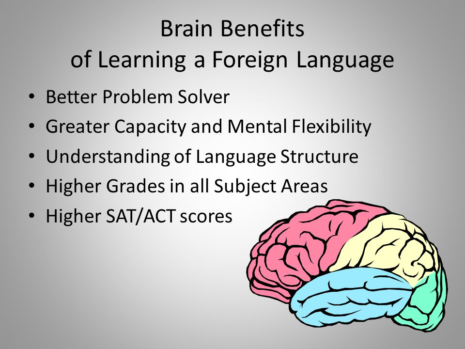 benefits of learning a foreign language essay The benefits of learning the foreign languages the benefits of learning the foreign languages language living languages on studybaycom - other, essay - sweetv, id - 100008744 studybay uses cookies to ensure that we give you the best experience on our website.