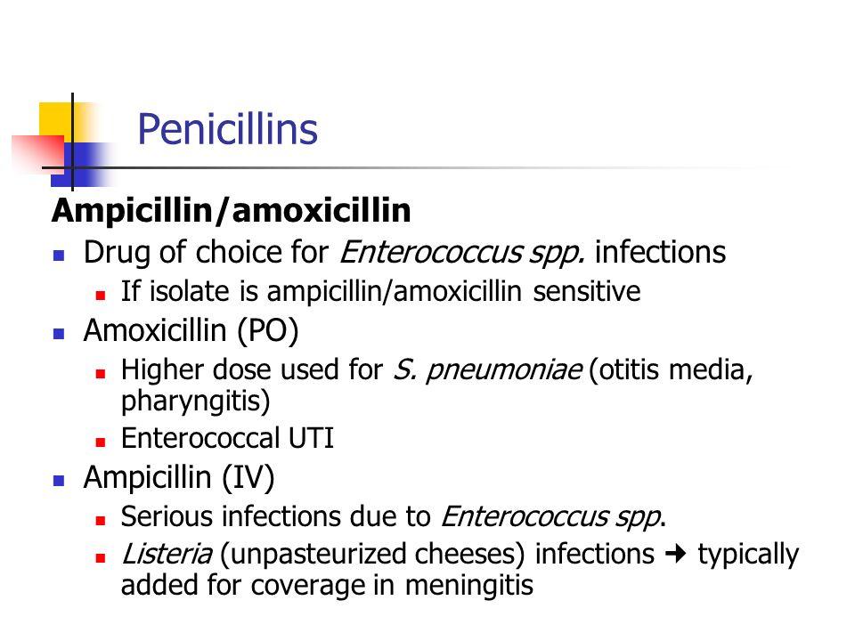Amoxicillin Vs Augmentin For Uti