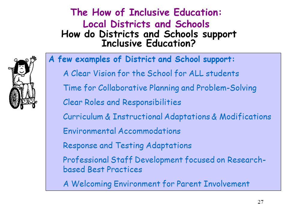 Collaborative Classroom Practices ~ Intro to inclusive education ppt download