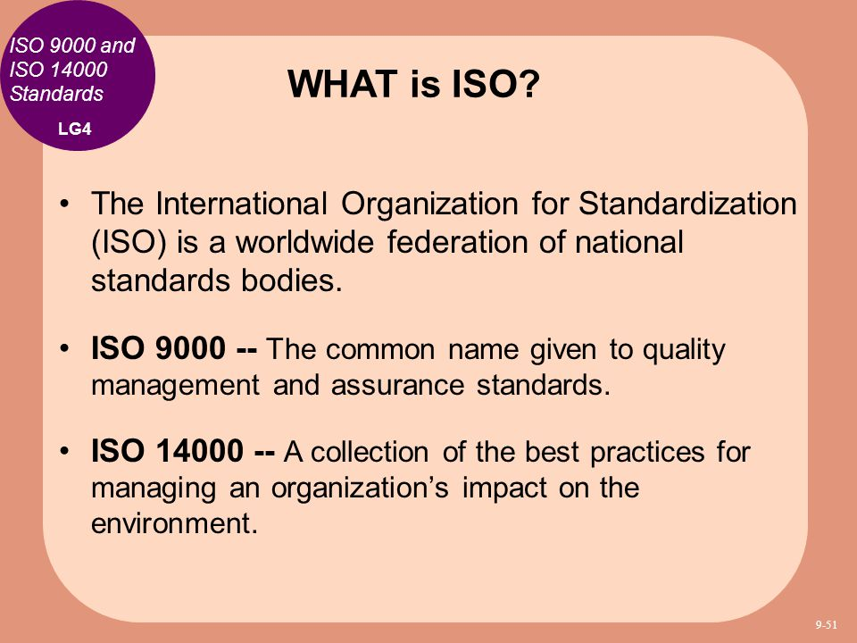 an analysis of implementing iso 9000