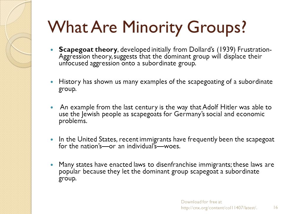 what is a minority group Most children younger than age 1 are minorities, census bureau reports most children younger than age 1 are minorities nationally, the most populous minority group remains hispanics, who numbered 52 million in 2011.