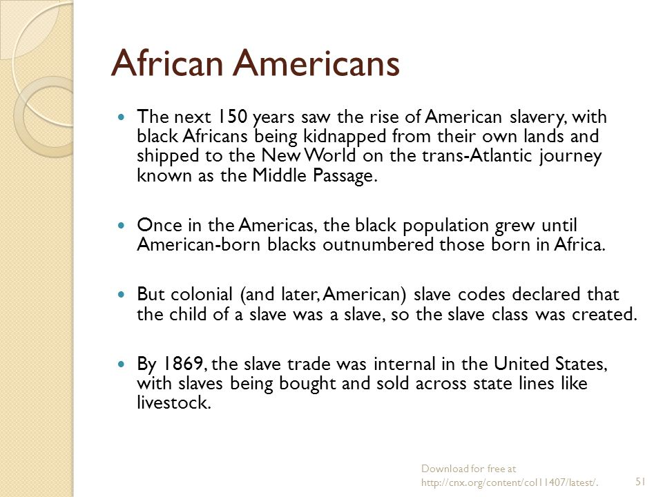 factor for the rise of trans atlantic slave trade The middle passage was the stage of the triangular trade in which millions of africans were shipped to the new world as part of the atlantic slave trade  factor.