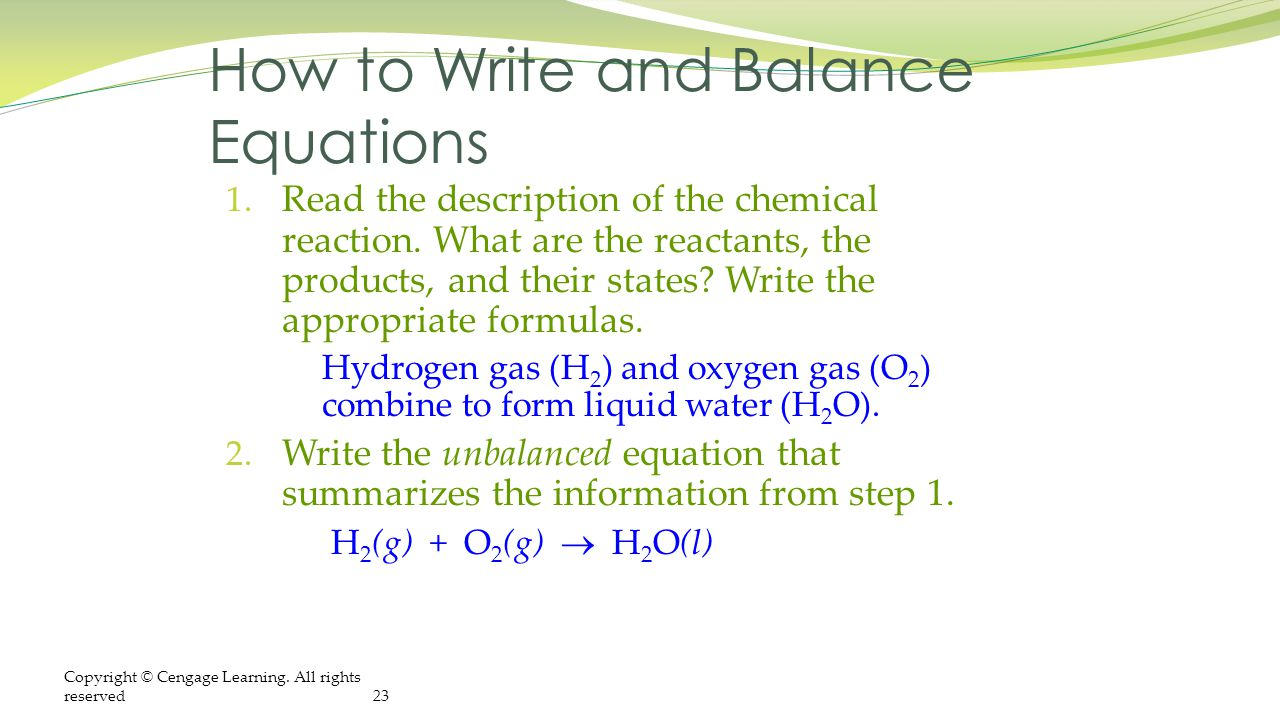 Introduction to Chemical Engineering Processes/How to use the mass balance