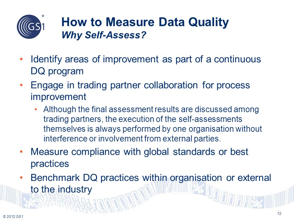 How to Measure Data Quality - ppt download