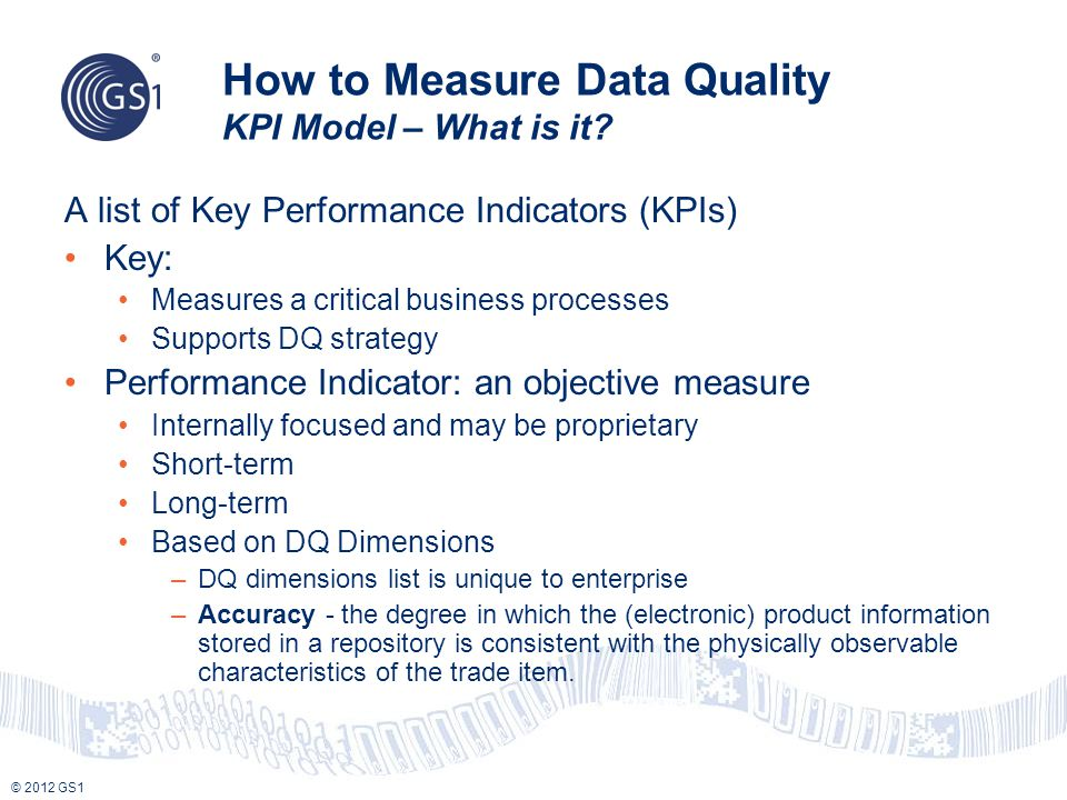 how to develop indicators and measures