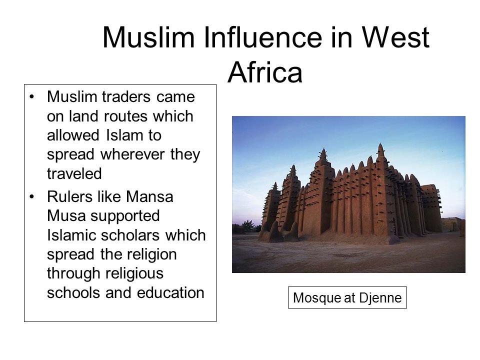 How did Islamic culture influence Spain?