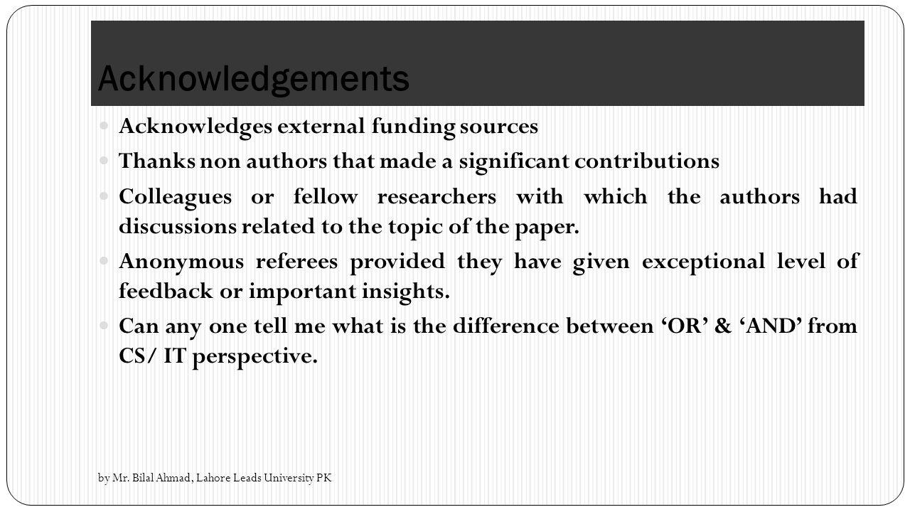 dissertation acknowledgement advisor