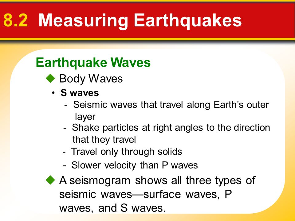 81 What is an Earthquake Key Concepts Vocabulary What is a fault – Earthquake P-wave and S-wave Travel Time Worksheet