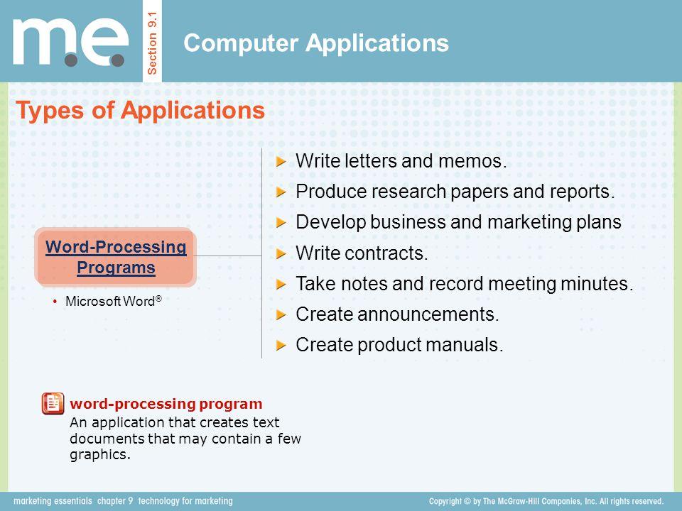 COMPUTER FUNDAMENTALS TRAINING - School of Computing