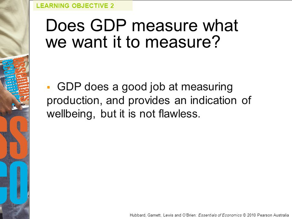 gdp as a measure of the Gdp is the market value of all final goods and services made domestically in one year it's different from gnp, which is the market value of all final goods and services made by a nation in one.