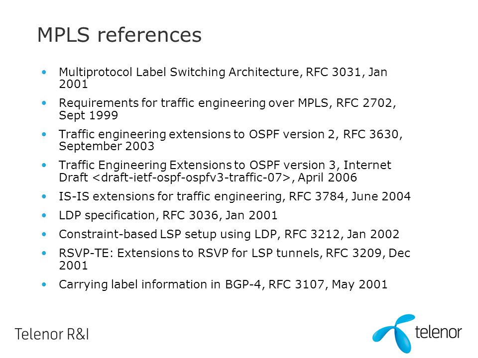 multiprotocol label switching mpls pdf