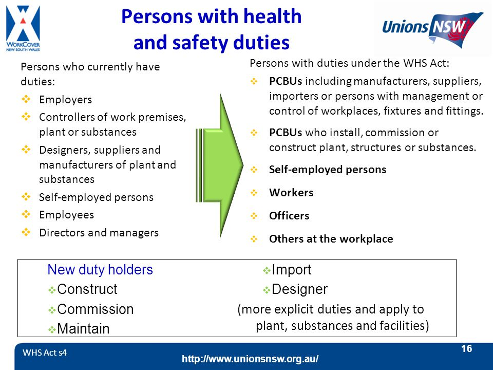 health and safety roles Environment, health and safety managers are responsible for formulating and enforcing related polices and creating awareness on the issues of environment, health and safety.