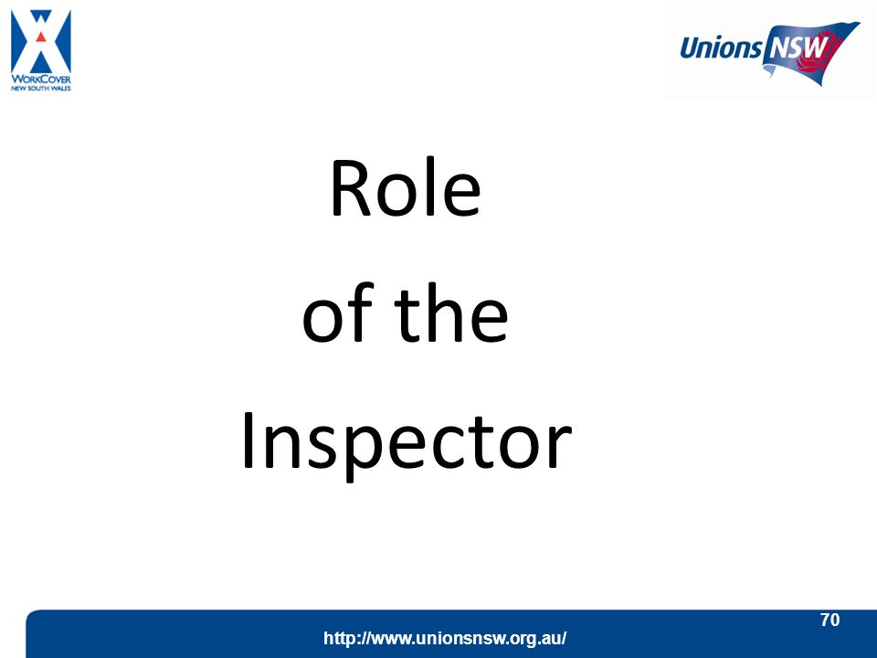 discuss the role of the inspector Discuss 'serpents that to what extent have the role and functions of the national all these reasons make the inspector in my opinion very important in 'an.