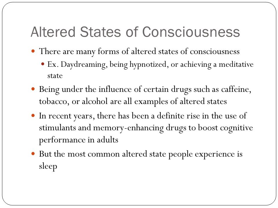 altered states of consciousness Learn this ancient technique to deepen your meditation process and attain higher states of consciousness.