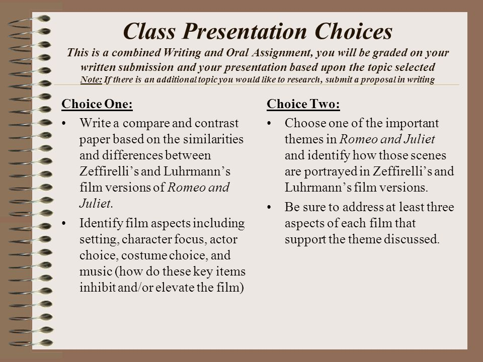 lights camera action shakespeare on film ppt video online  31 class presentation