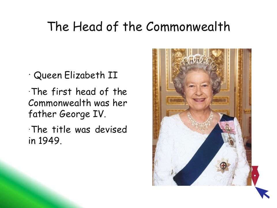 The Head of the Commonwealth