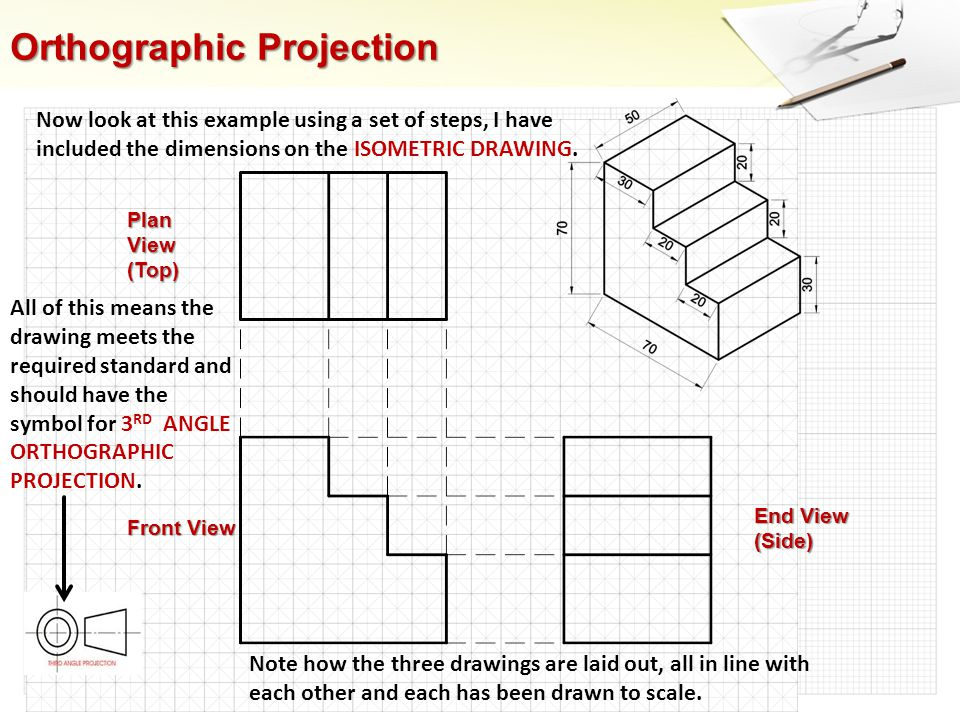 Blanco Tutorial as well Step1 moreover Postings also Watch as well Drawing Types. on 3rd angle orthographic projection examples