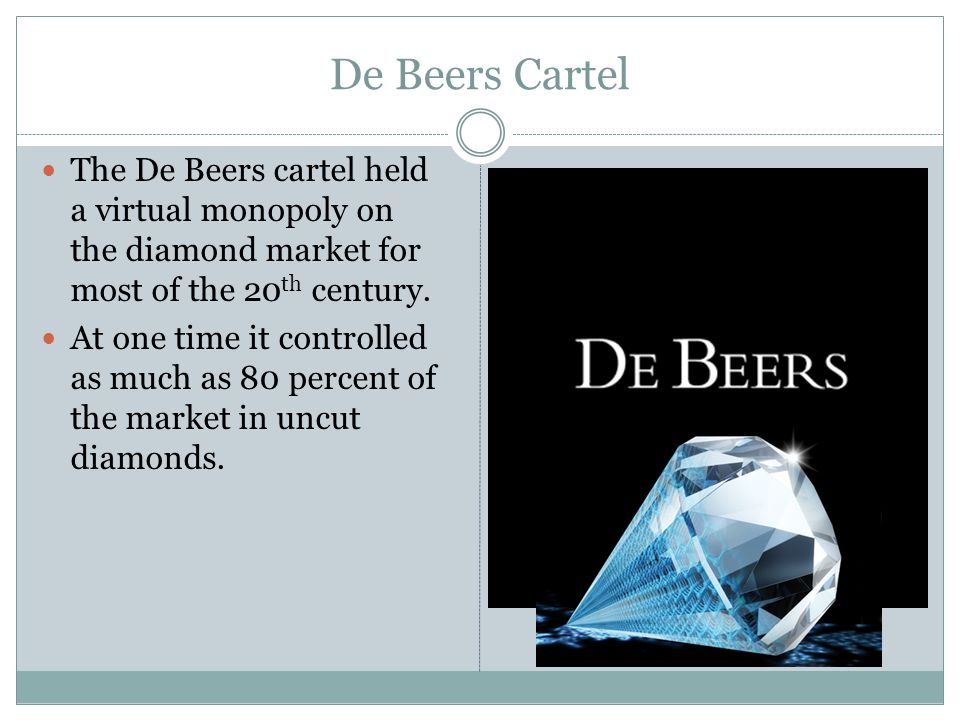 de beers presentation De beers, who has made secrecy a cornerstone of its business for 120 years, is pulling back the curtain to help make its owner anglo american plc, shine.