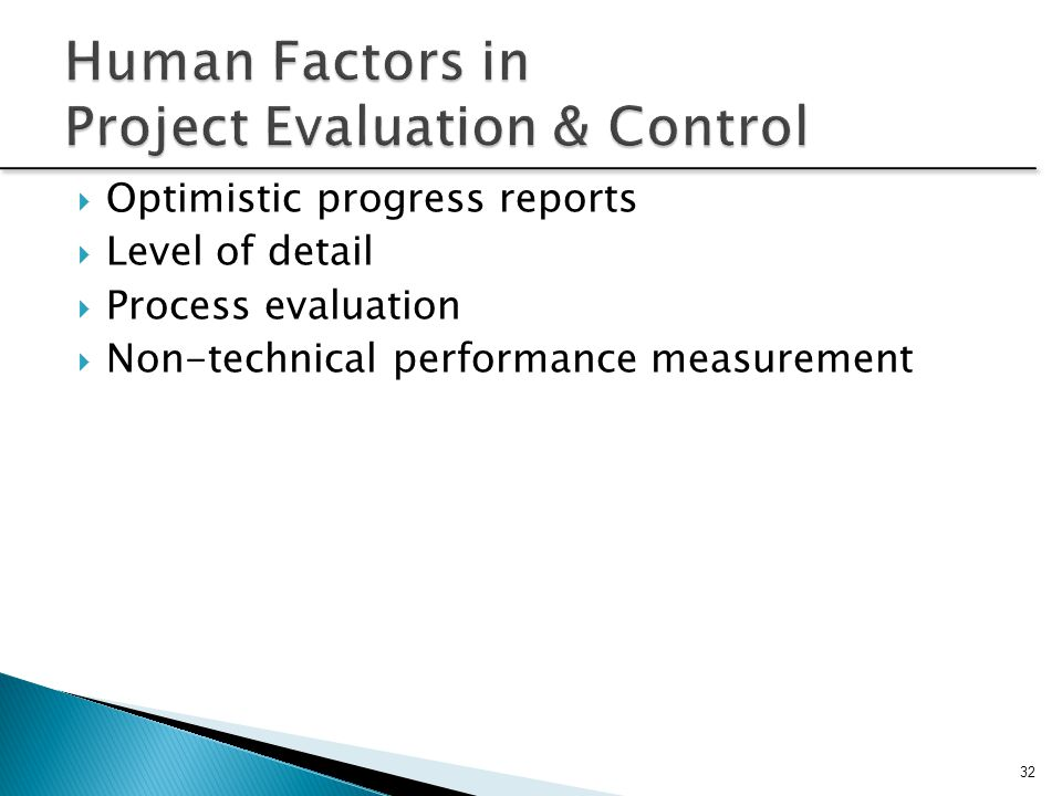 Project Evaluation And Control - Ppt Video Online Download