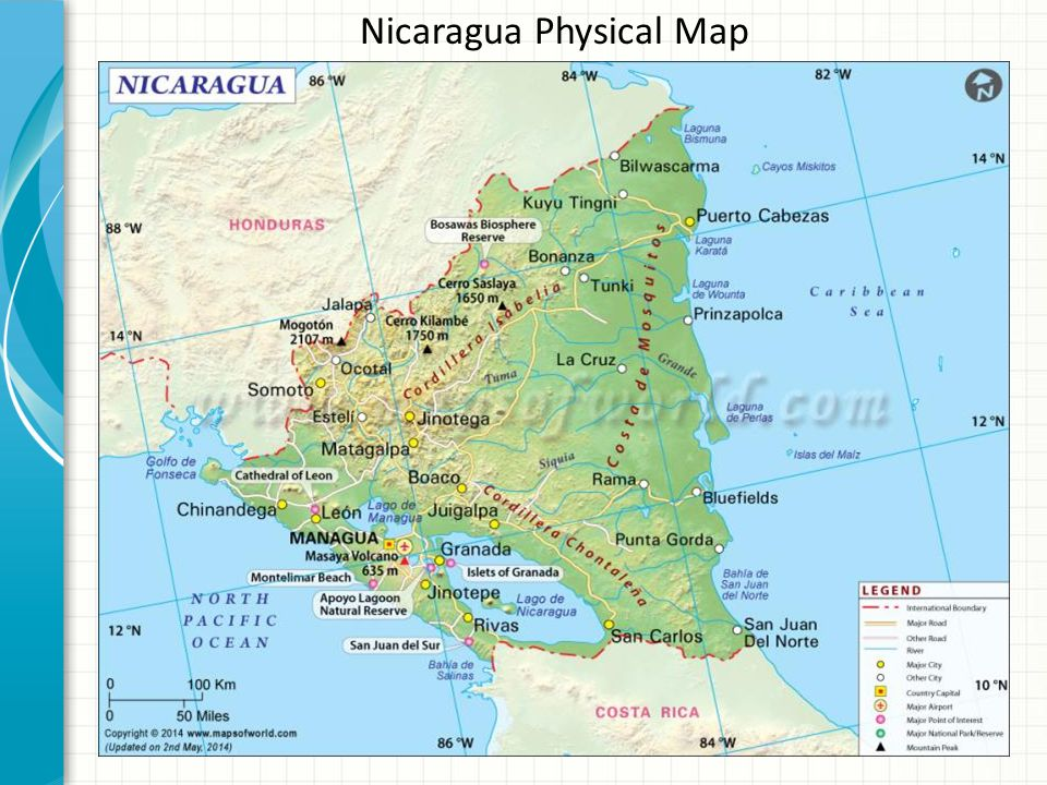 Lets Take a Trip to Central America ppt download