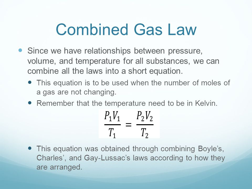 Volume Of Gas At Room Temperature And Pressure