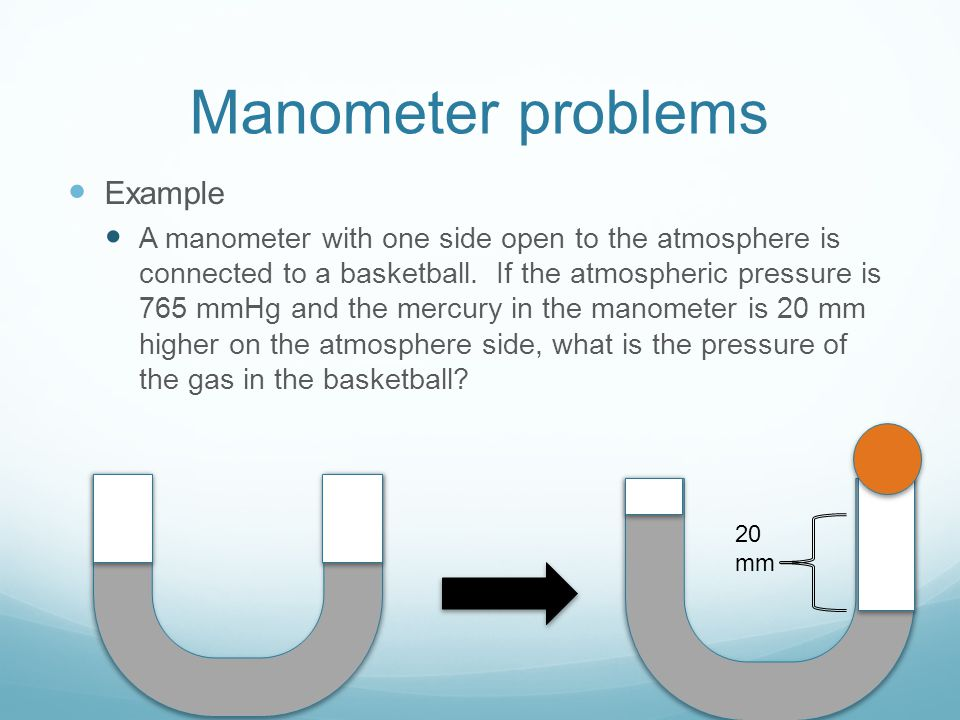 Pressure and Pressure Conversions - ppt download