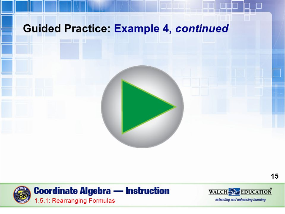 Guided Practice: Example 4, continued