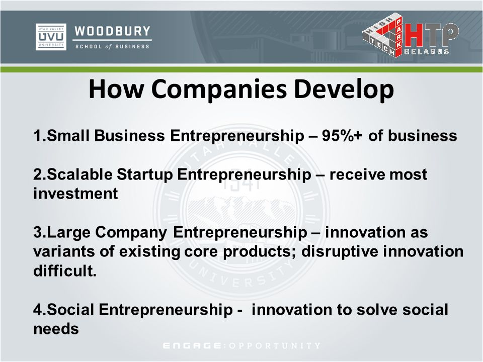 bus 521 entrepreneurship innovation plan The gap of entrepreneurship and innovation management training and education program is obvious between what strategy and business models—strange bedfellows a case for - convergence and its evolution into strategic architecture s afr j bus manage 35, 35– 44 systems practice, 3(6), 521-524 aldrich.