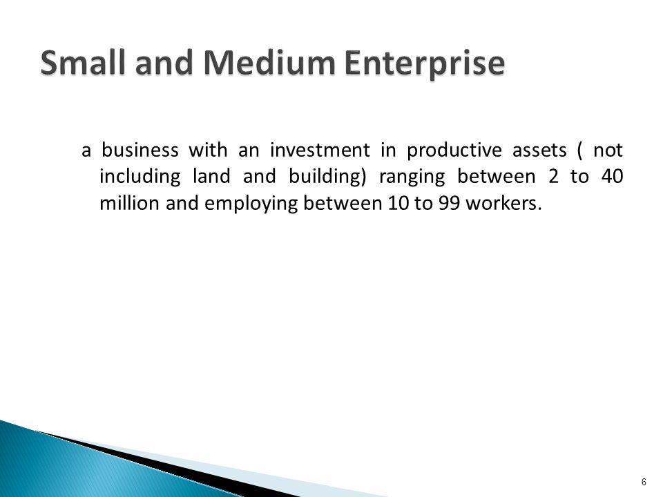 formal sales process in small and medium size enterprise sme essay Small and medium sized scale enterprise (smes) powerful essays: small and medium enterprises small business enterprise or small-medium enterprise.