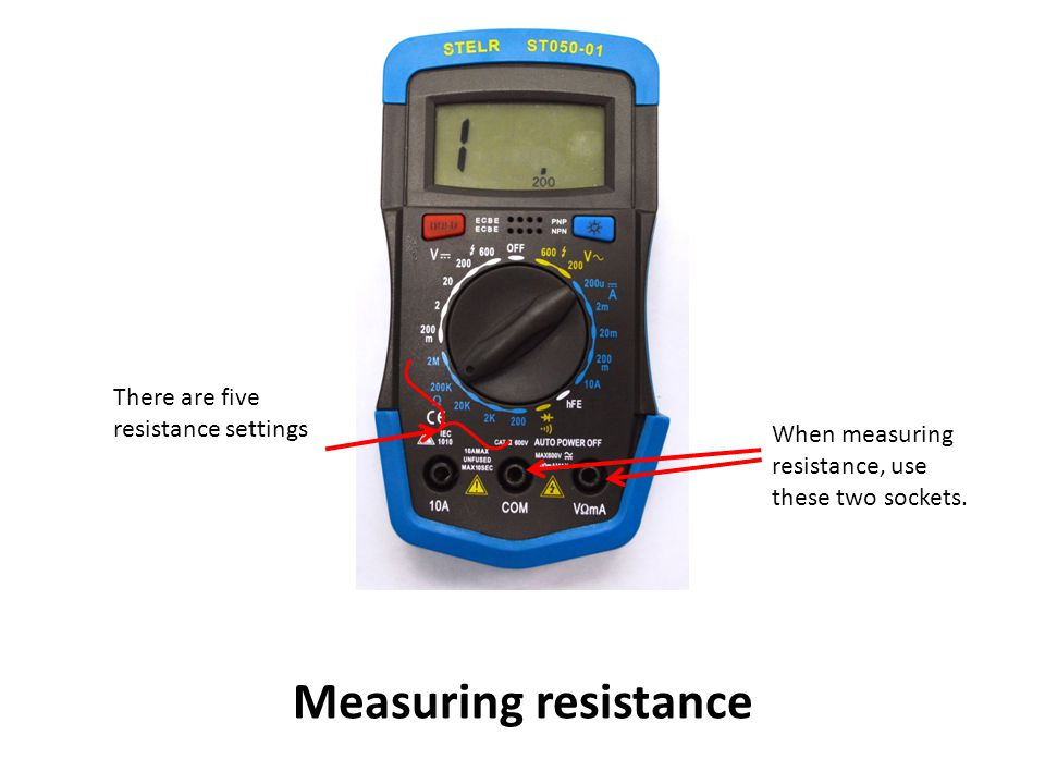 measuring resistance Digital multimeter fundamentals an in-depth look at an indispensable tool for more information on the basics of digital multimeters how to measure resistance.
