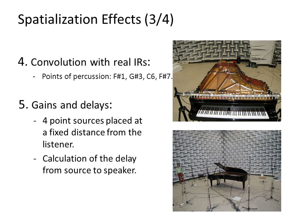 Spatialization Effects (3/4)