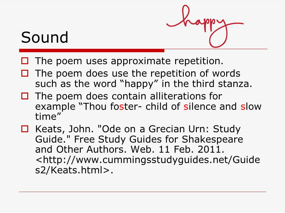 a descriptive analysis on the stanzas of ode on a grecian urn by john keats In three to autumn john keats essay powerful stanzas  keats's ode on a grecian urn  john keats essay by john keats - critical analysis of ode to.