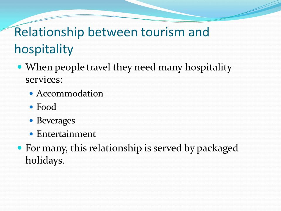 factors affecting the hospitality and tourism industry Factors effecting growth of hospitality, the internal and external factors influencing the hospitality industry  influences refer to factors that affect the .