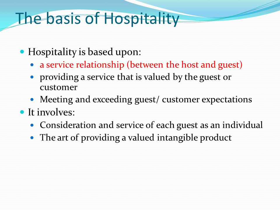 guest host relationship essays The odyssey this essay the odyssey and other 63,000+ term papers this is often defined as the guest-host relationship, as in english.