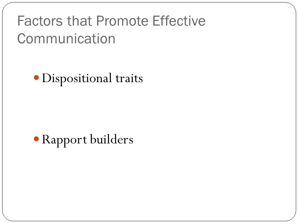 factors to consider when promoting effective communication Describe the factors to consider when promoting effective communication describe the factors to consider when promoting effective communication of factors.