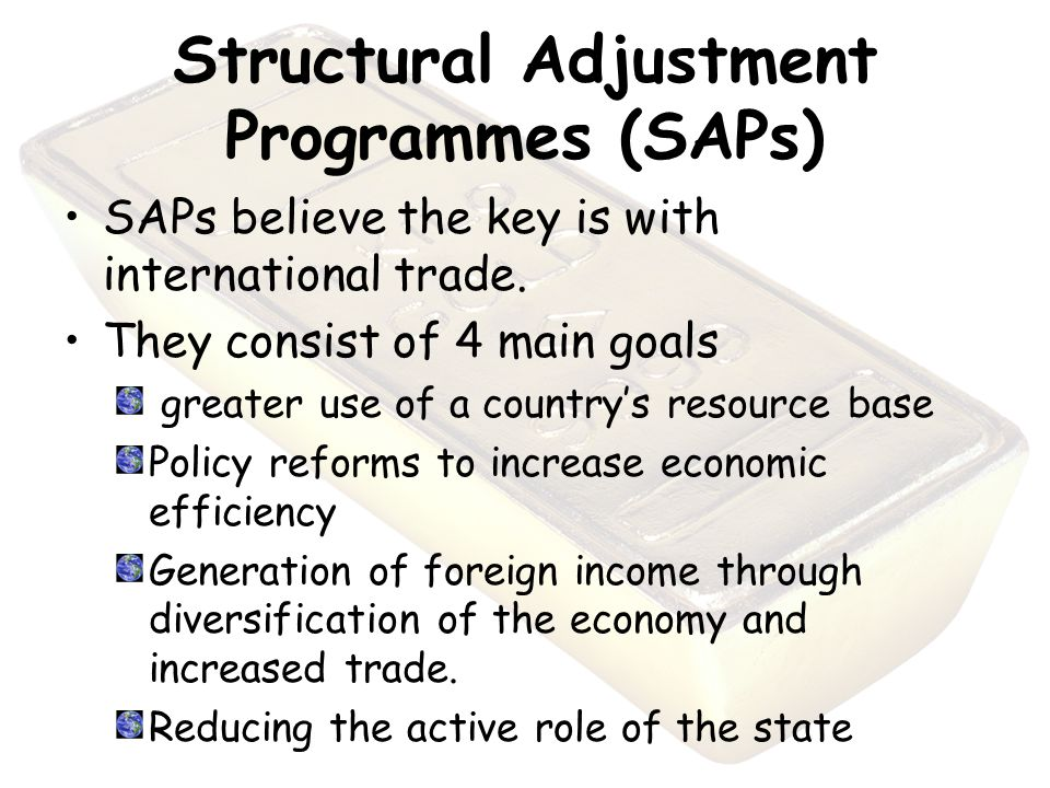 an overview of the original polices and goals of the international monetary fund The international monetary fund supervises the international monetary  overview of international monetary fund  but it applied the same polices and.