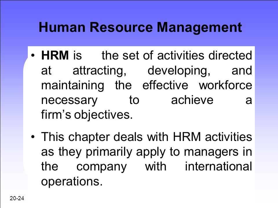 international human resource management more than The 57 members of ahrmio, the association for human resources management in international organizations, range from the un, unicef and oecd to the world health organization, the world trade organizati.
